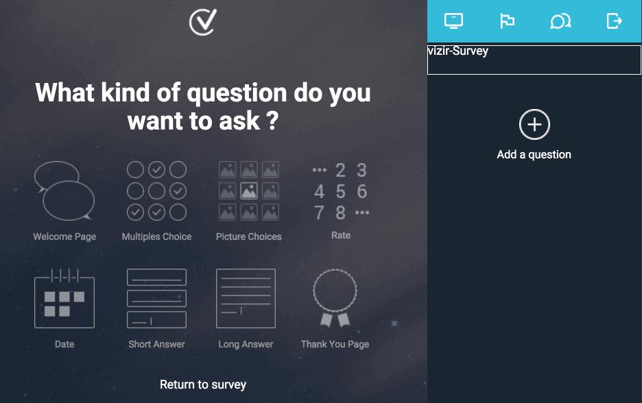 vizir-survey