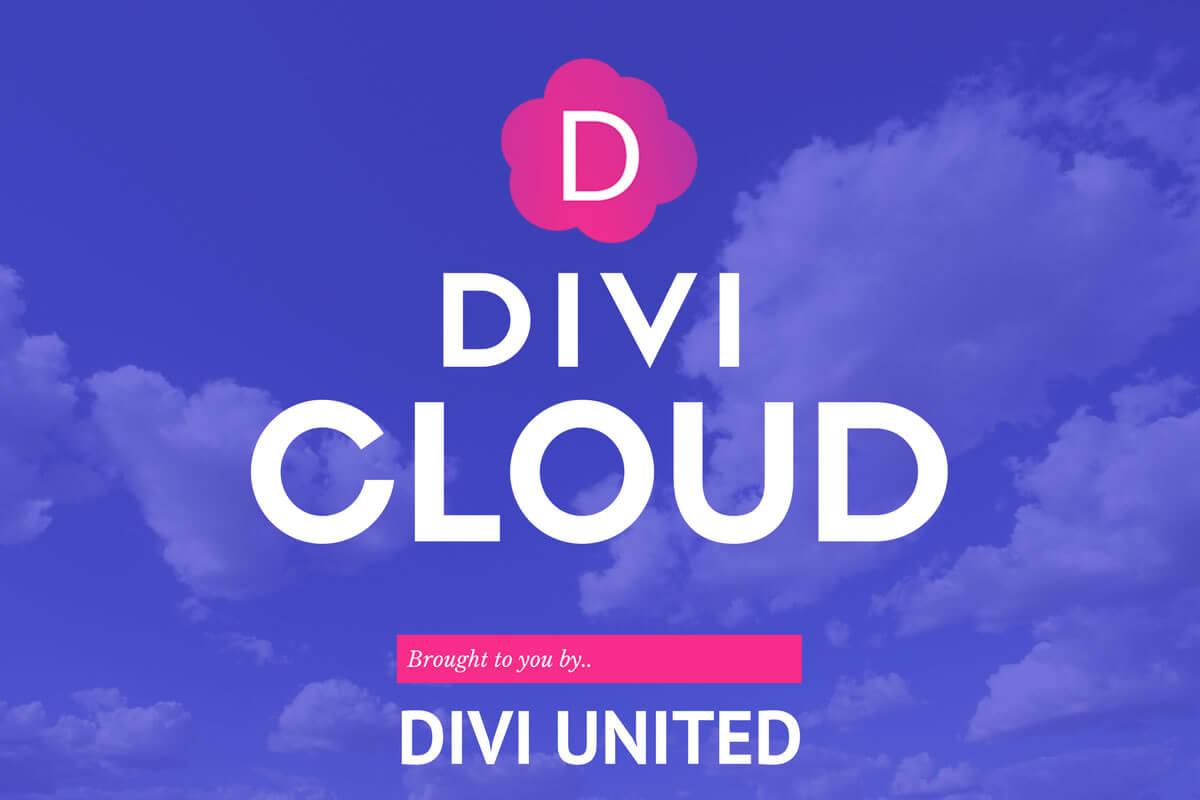 Divi Cloud improving your productivity