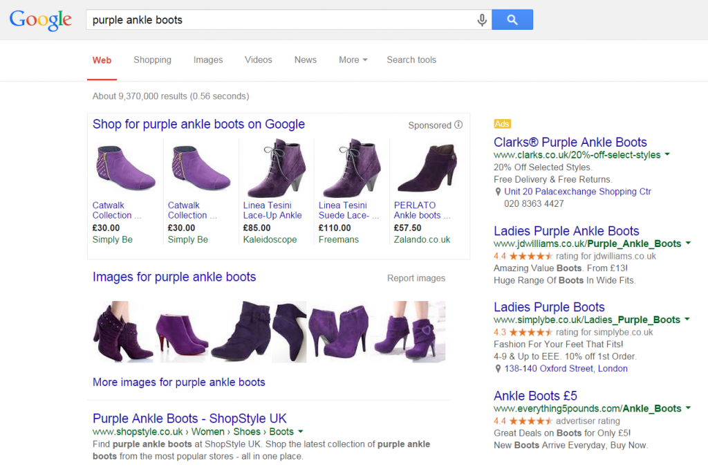 google-shopping-exact-match-search