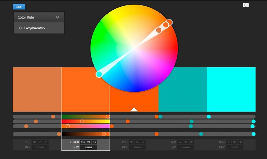 Adobe Color CC - Elegant Marketplace