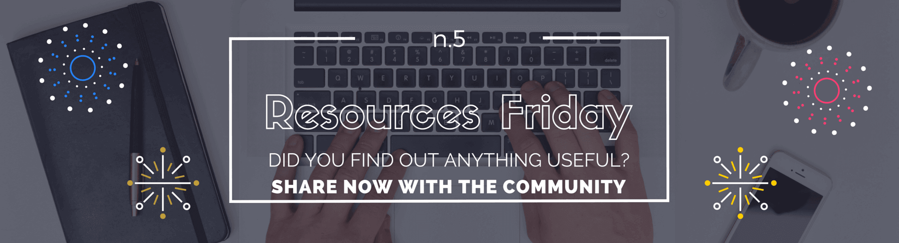 Resources Friday n.5
