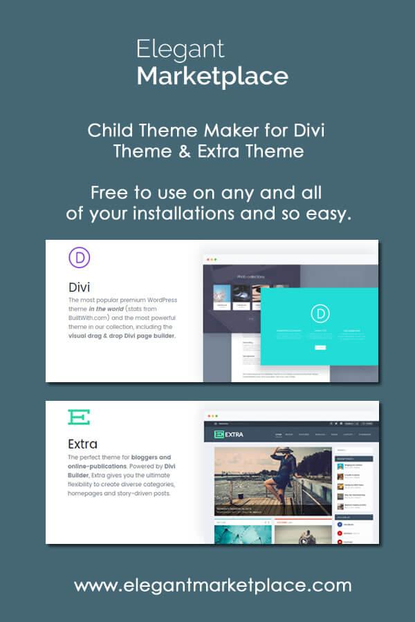 Empkk child theme maker for Be a maker