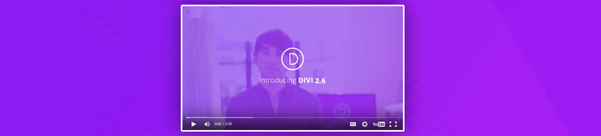 DIVI 2.6 is here – Now what?