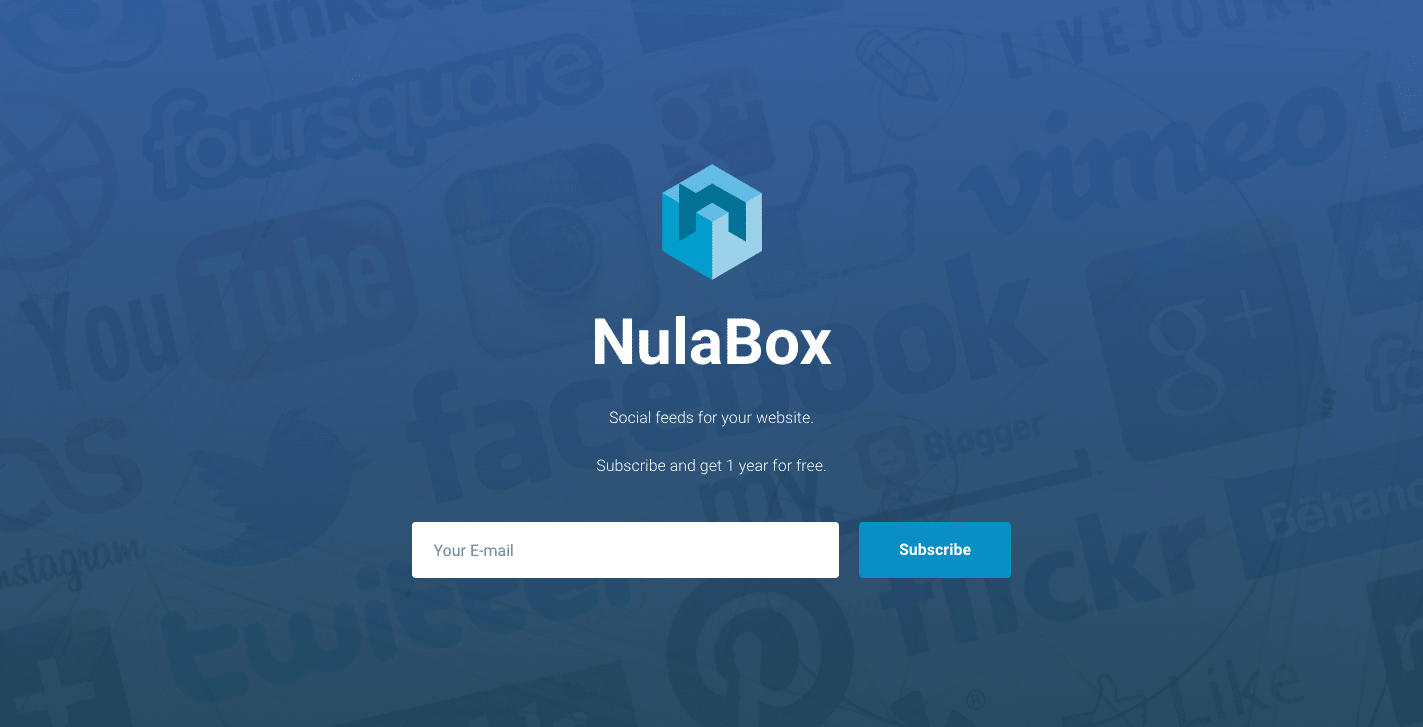 NulaBox%20%20%20Beautifully%20crafted%20social%20feeds%20for%20your%20website
