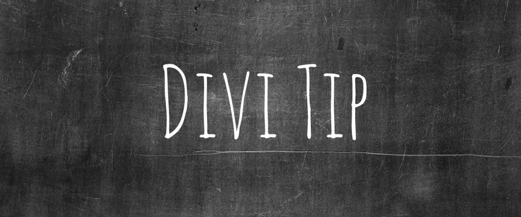 Divi Tip | Adding a Second Phone Number to the Divi Header