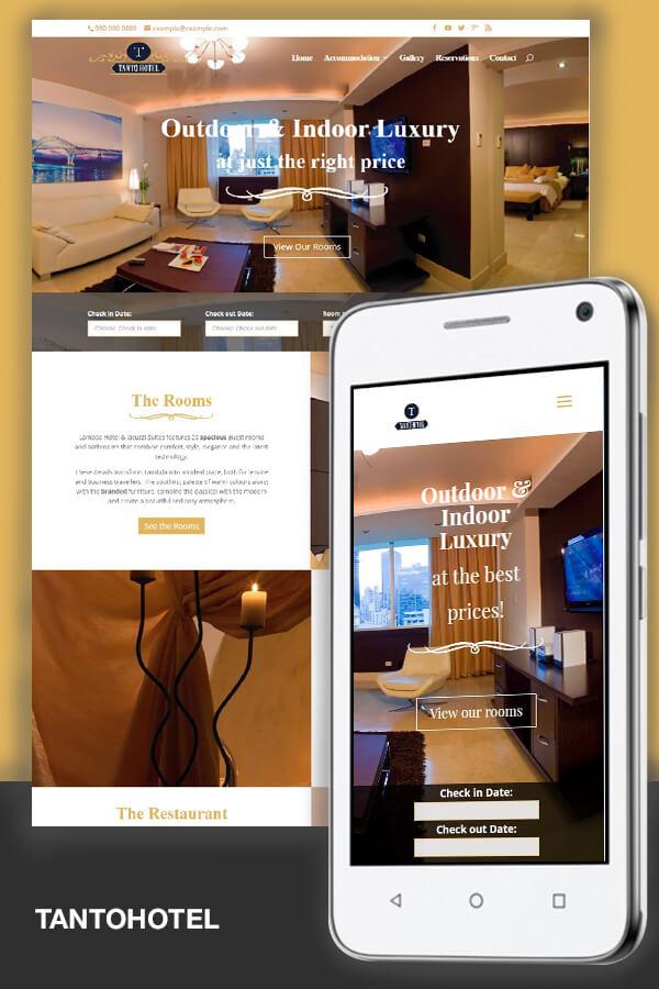 Tantohotel - Divi theme ecommerce ...