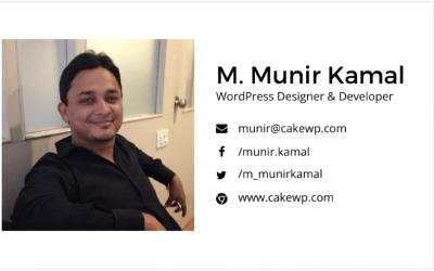 An Interview With Munir Kamal of CakeWP