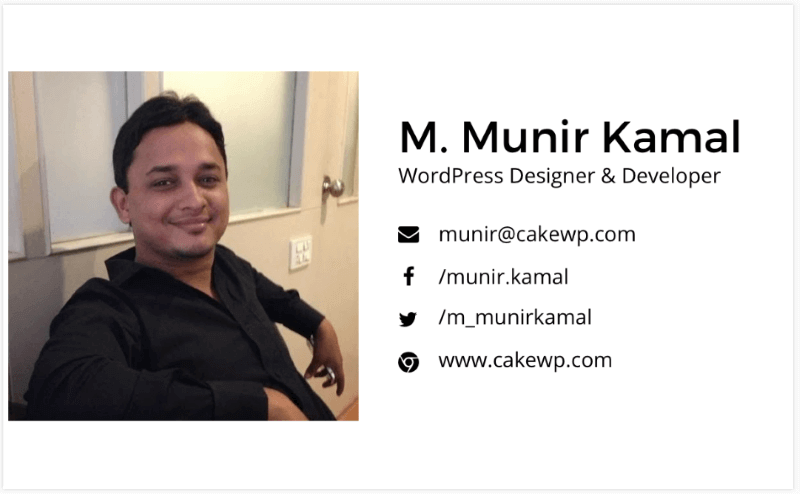 An Interview With Munir Kamal of CakeWP