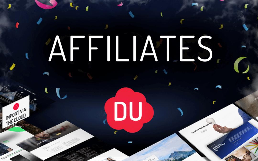 Announcing Divi United Affiliates!