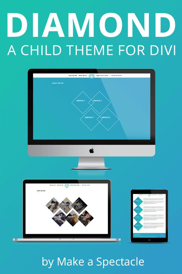 Diamond a child theme for divi - Divi child theme ...