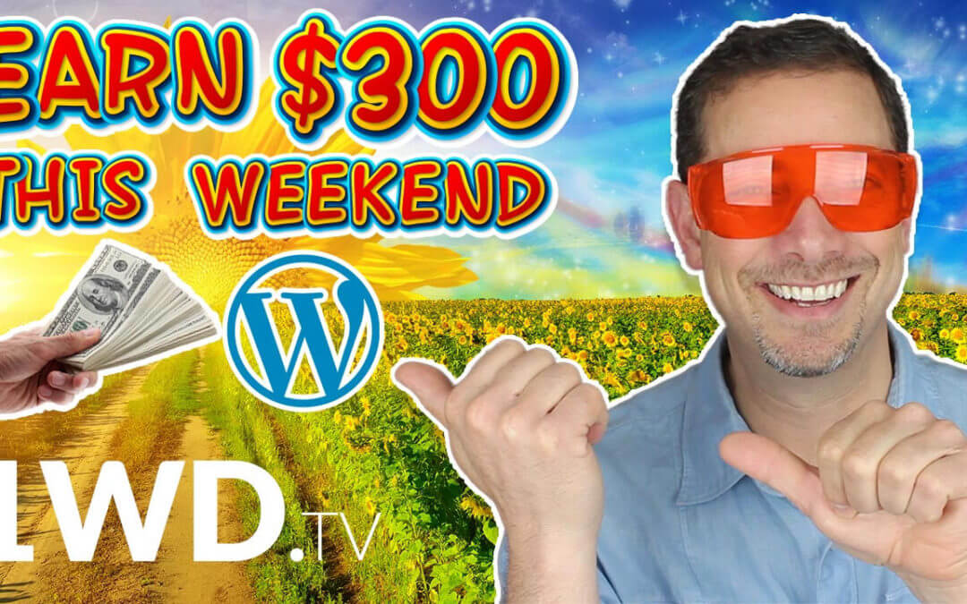 EARN $300 This weekend with Divi Three Day Boot Camp