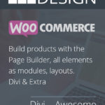 Divi Awesome Woo Products