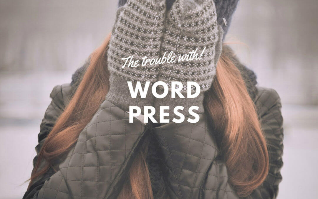 The Trouble with WordPress