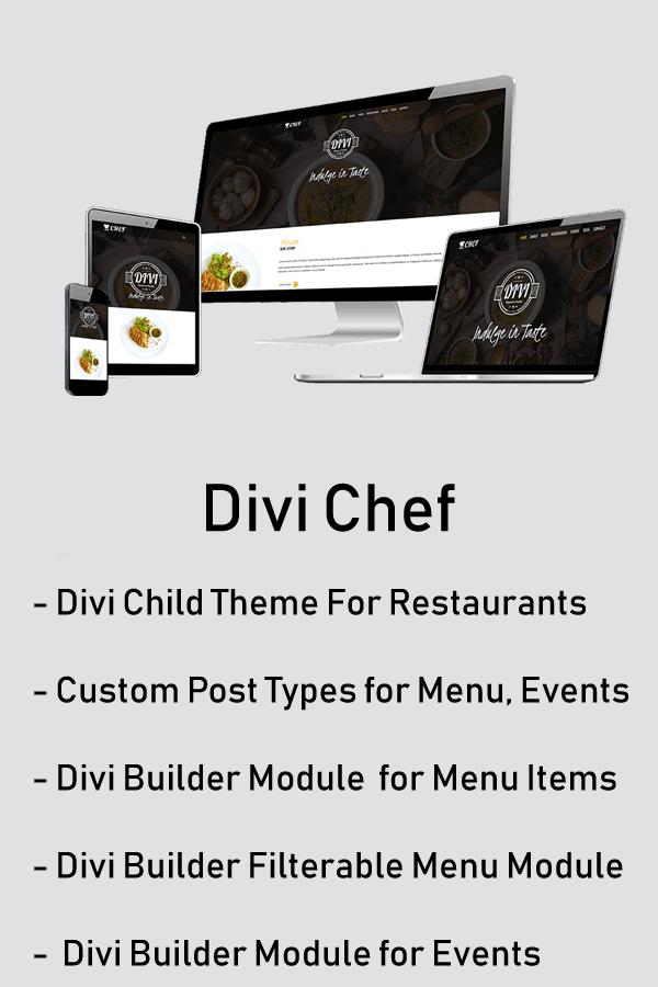 Divi Chef