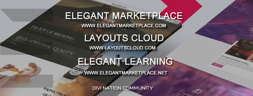 The Official Elegant Marketplace Facebook Help and Share group