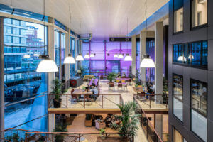 B. 2 Lounge Amsterdam coworking offices