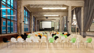DI Telegraph's Conference Hall coworking space