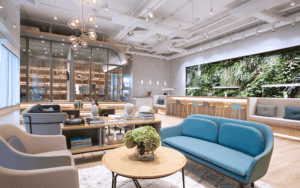 The Work Project Midtown, Hong Kong. Digital Nomads Coworking Spaces