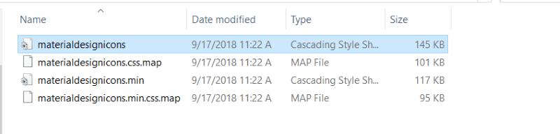Divi Upload Icons