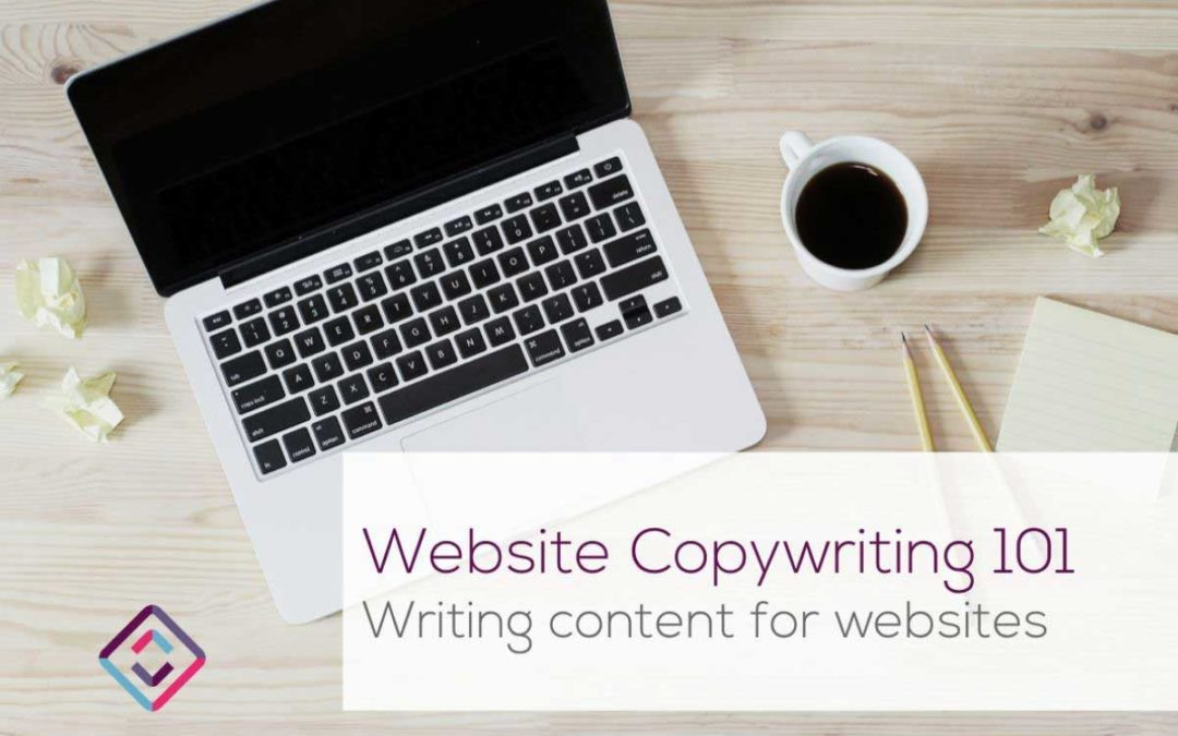 Writing website copy: a structured approach