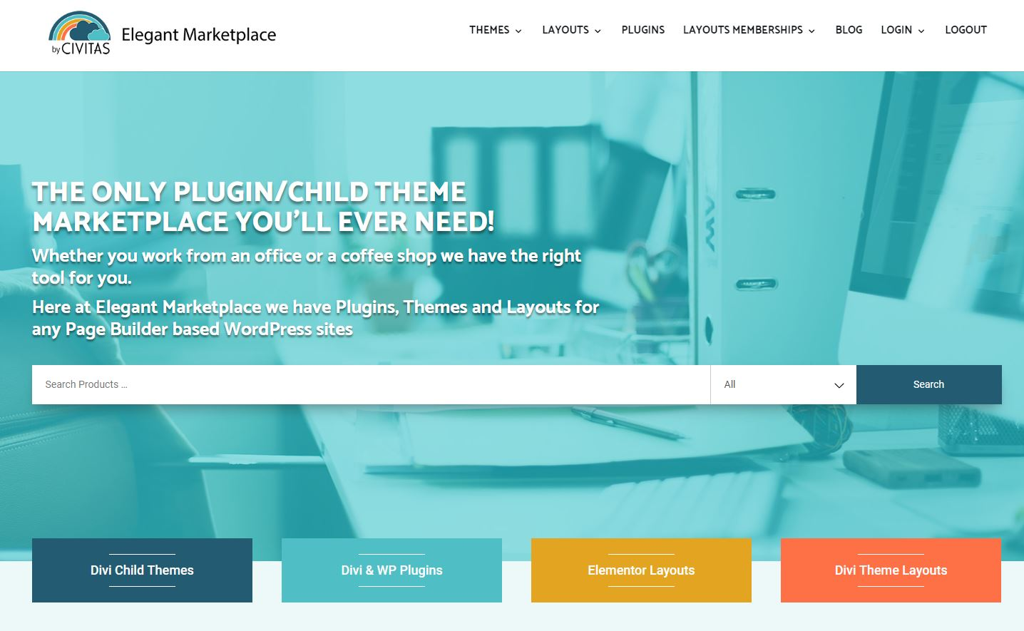 The best Child Themes and Layouts for Page Builders | Page