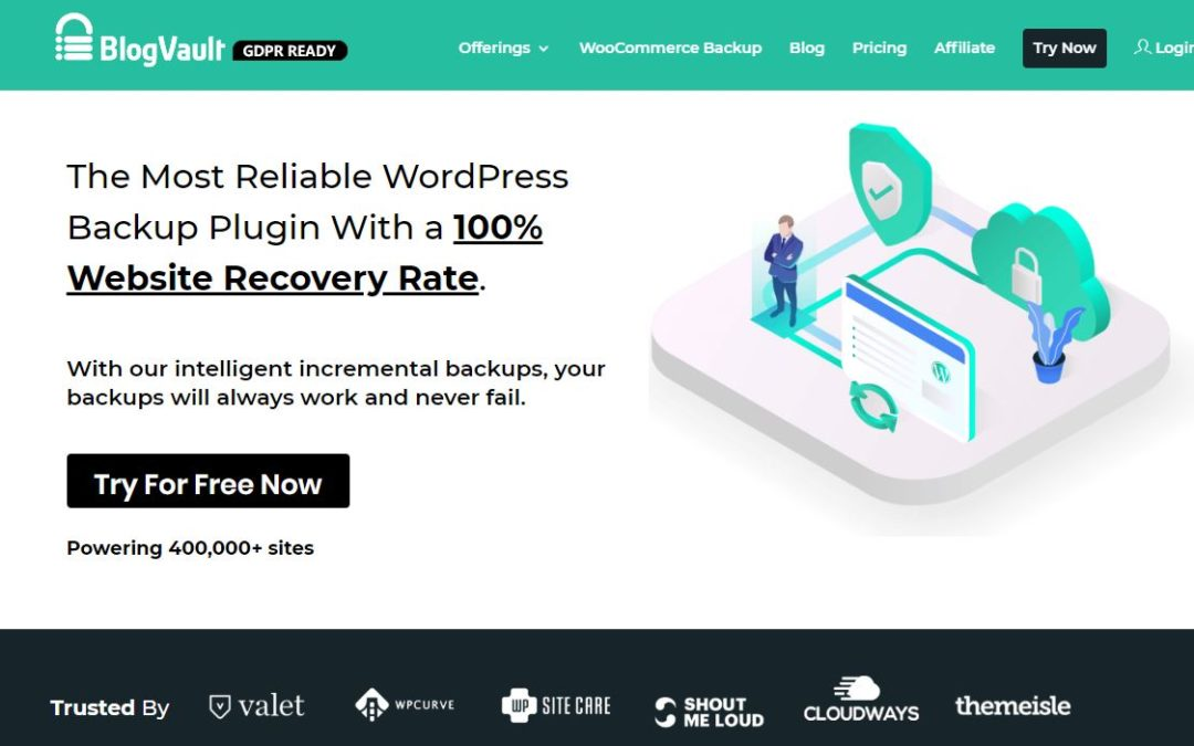 How to Backup a Website With a WordPress Backup Plugin?