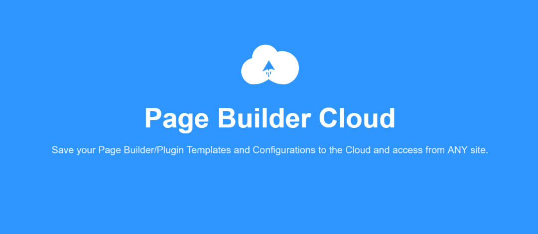 Plugin Spotlight: Page Builder Cloud