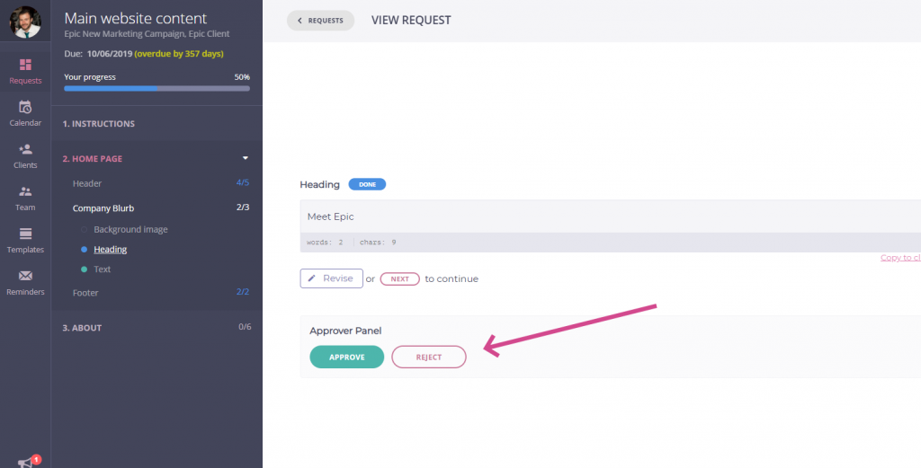 use content snare to get your on boarding just right