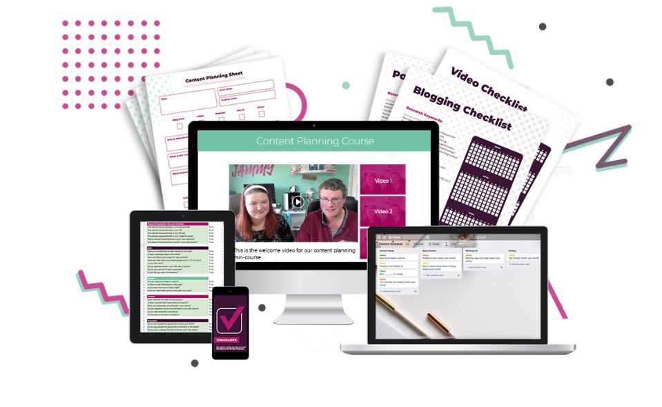 content planning toolkit