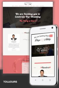 Toujours divi child theme by TantoMarketing