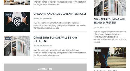 Buzz Magazine and News Website
