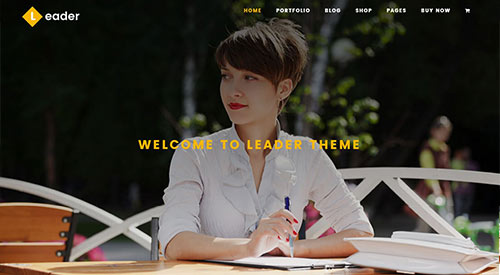 Leader Home Page