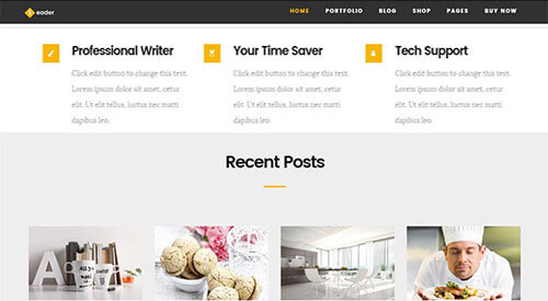 Page & Post Styling with Elementor