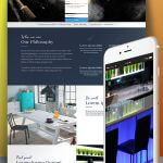 Divi Deluxe One Page Restaurant Theme Featured Image