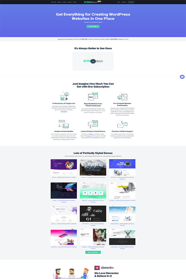 Crocoblock - Elementor Add ons to get you where you need ...